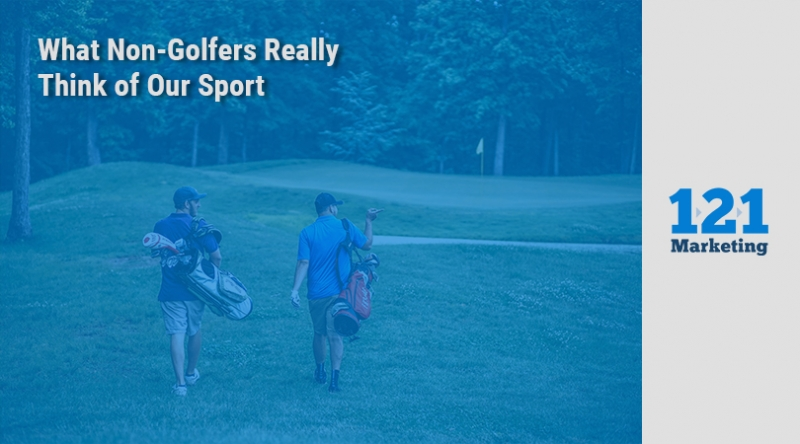 What Non-Golfers Really Think of Our Sport