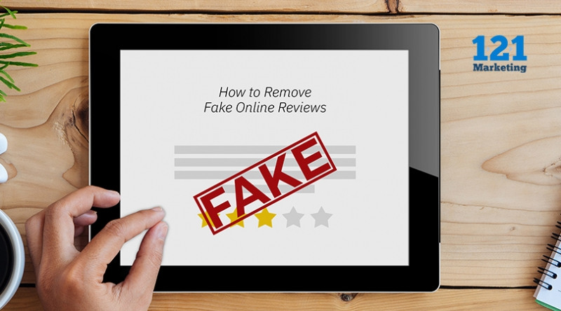 How to Remove Fake Online Reviews