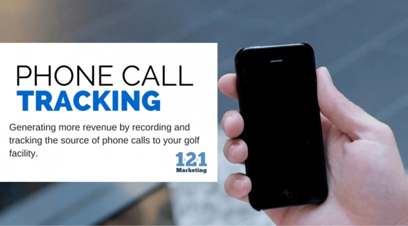Why Tracking your Phone Calls Will Help Generate More Revenue for Your Golf Course