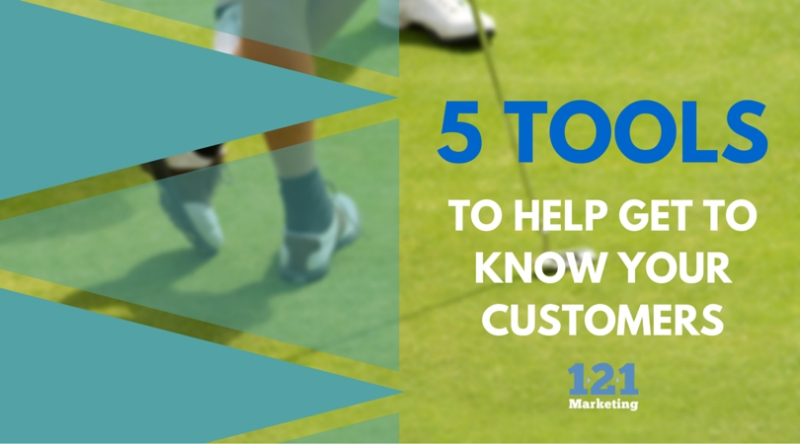 5 Tools to Help You Get to Know Your Customers