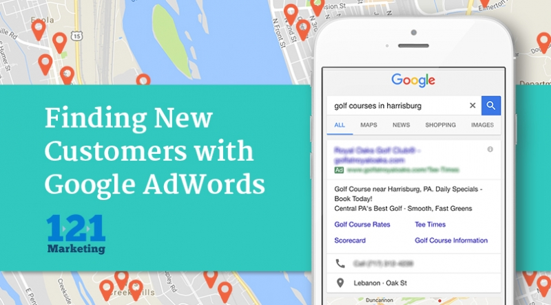 Finding New Customers with Google AdWords