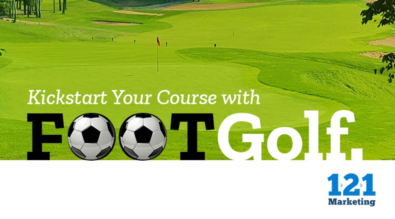 Kick Start Your Course With FootGolf!