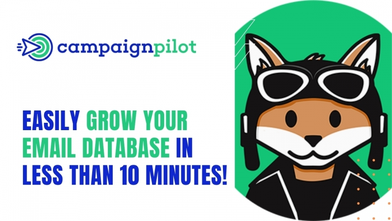 How to Use CampaignPilot to Grow Your Email Database
