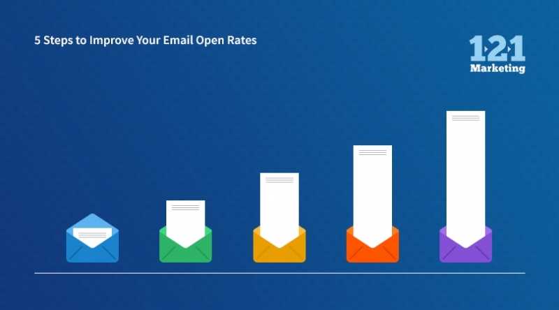 5 Ways to Improve Your Email Open Rates