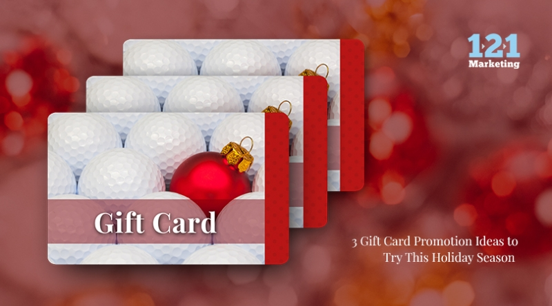 3 Gift Card Promotion Ideas to Try This Holiday Season