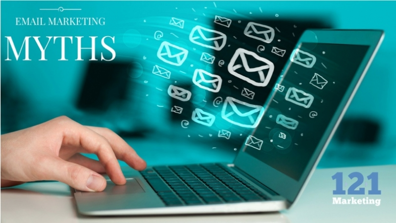 5 Myths About Email Marketing