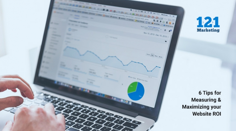 6 Tips for Measuring and Maximizing Your Website ROI