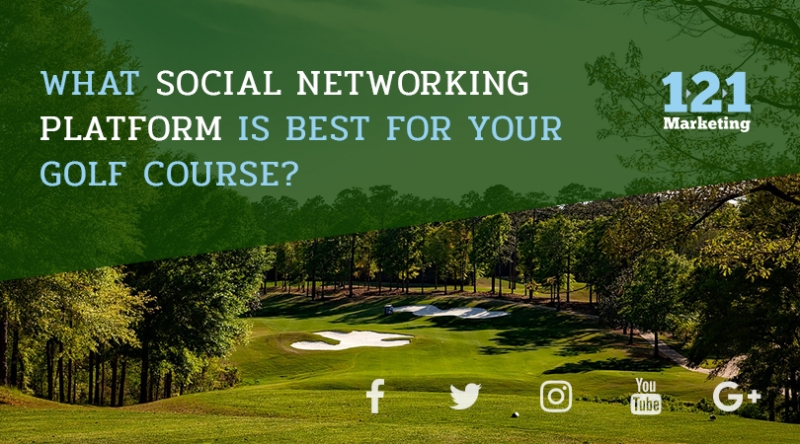 What Social Networking Platform is the Best for Your Golf Course?
