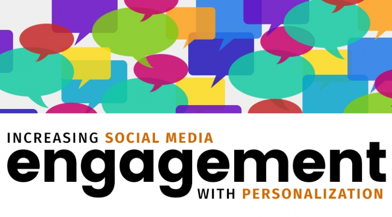 Increasing Social Media Engagement with Personalization