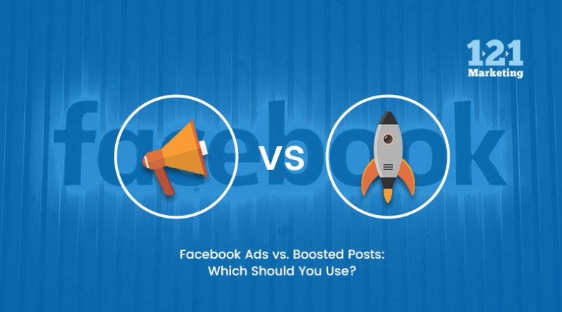 Facebook Ads vs. Boosted Posts: Which Should You Use?