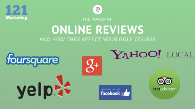 The Power of Online Reviews & How They Affect Your Golf Course